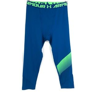 Under Armour Boys XL 3/4 Compression Heat Gear